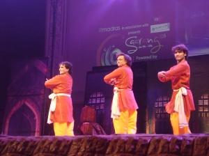 The Men Dancers