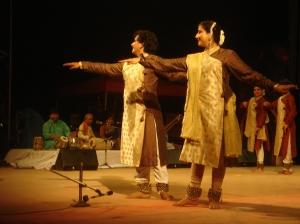 Kathak Dancing