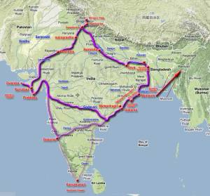 Arjuna's Pilgrimage